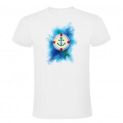 Vodácké tričko s kruhem
