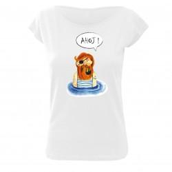 Dámské vodácké tričko s...