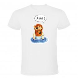 Vodácké tričko s námořníkem