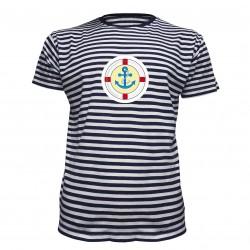 Tričko námořnické s kruhem