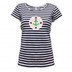 Tričko dámské námořnické s...