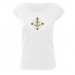 Vodácké tričko dámské kruh...