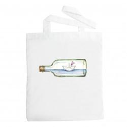 Látková taška láhev