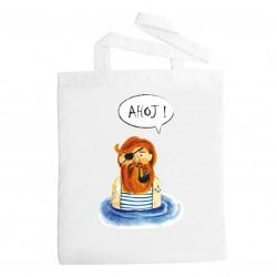 Látková taška námořník