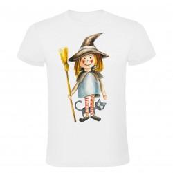 Dětské tričko Ježibaba