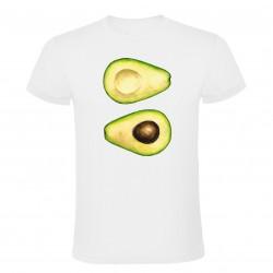 Tričko dvě avokáda