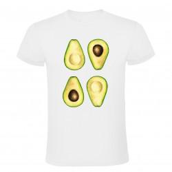 Tričko avokáda