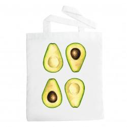 Látková taška avokáda