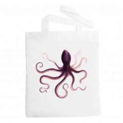 Látková taška chobotnice