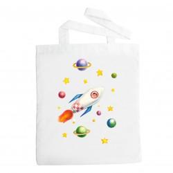 Látková taška vesmír