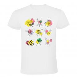 Tričko Hmyzáci