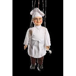 Dárek pro kuchaře - loutka...