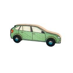Dřevěné autíčko Valtteri