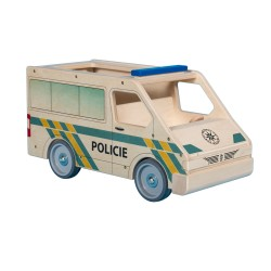 Velké auto policie
